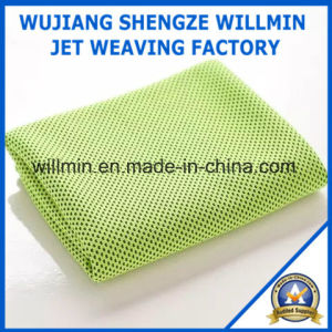 2017 Antibacterial Sublimation Custom Logo Printed Gym Cool Towel pictures & photos