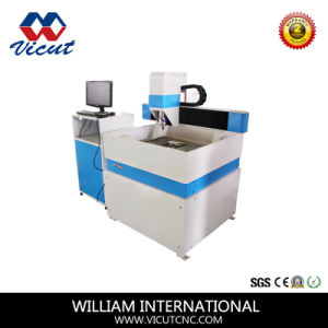 High Accuracy Mini CNC Machinery for Name Tags Making (VCT-4540A) pictures & photos