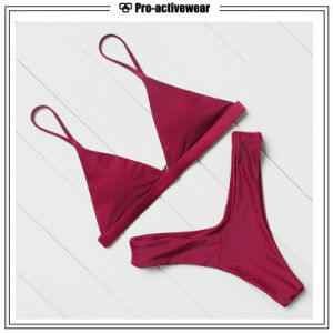 OEM Wholesale High Quality Women Swim Wear Sexy Bikini pictures & photos