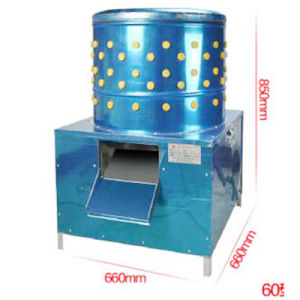 High Working Ability Stainless Steel Chicken Plucker Machine for Sale pictures & photos
