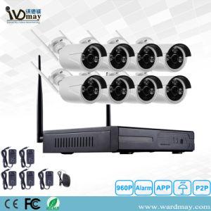 Hot Sale 8chs WiFi NVR Kits CCTV Surveillance System 1.3MP/2.0MP IP Camera pictures & photos