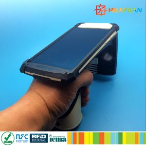 Bluetooth/WiFi/Barcode/GPS Multi-function Android6.0 Handheld UHF RFID Reader pictures & photos