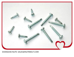 Stainless Steel Pan Head Self Drilling Screw pictures & photos