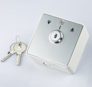 Electric Curtain Manual Key Switch pictures & photos