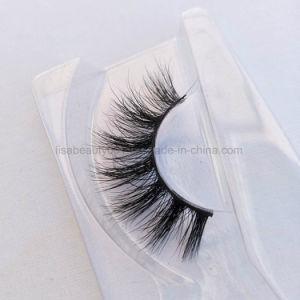 Wholesale Eyelashes Super Soft Cotton Band 3D Luxury Mink Fur Eyelash pictures & photos