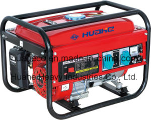 HH2500-A3 Powerful Red Gasoline Generator with Recoil Start (2KW-2.8KW) pictures & photos