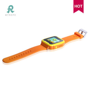 2017 Unique Design Phone Watch GPS Tracker for Kids pictures & photos