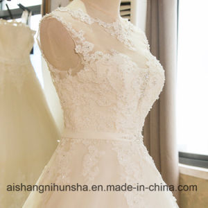 Personal Tail Elegant Sweetheart Lace Mermaid Wedding Dresses Evening Gowns pictures & photos