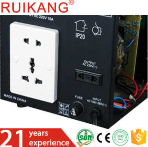 Ei Transformer/ Toroidal Transformer Single Phase Automatic Voltage Stabilizer pictures & photos