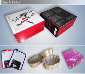 Automatic Thermal Shrink POF Film Packager pictures & photos