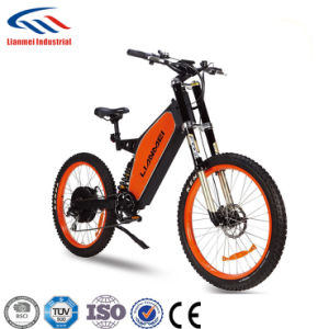 2015 New Mountain Downhill E-Bike with CE pictures & photos