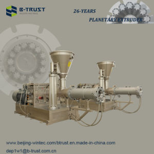 China PVC Planetary Extruder for Calendering Line pictures & photos