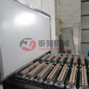 Complete Lollipop Depositing Line with PLC Control pictures & photos