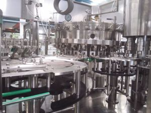 Automatic Carbonated Drinks Production Machine pictures & photos