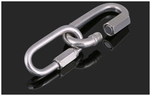304 Stainless Steel Rigging Quick Link Snap Hook pictures & photos