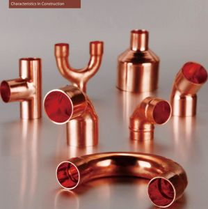 Air Condition Pressure Copper Fittings pictures & photos