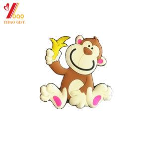 Cartoon Custom Creative Hamburger 3D Soft PVC Rubber Fridge Magnet (YB-d-004) pictures & photos