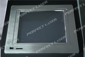 30W CO2 Laser Marking Machine Price for Bar Code Expiry Date on Non Metal pictures & photos