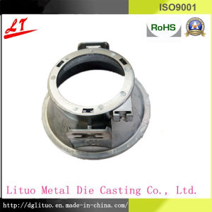 Precision Die Casting for Solar Street Light Housing pictures & photos