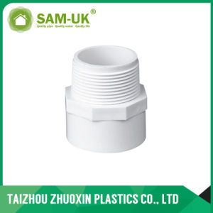 Hydraulic Pipe Fittings PVC Female Reducer Tee pictures & photos
