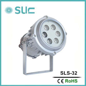18W Silver Round LED Spot Light with Ce Report pictures & photos
