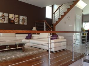 Stainless Steel Newels Handrail pictures & photos