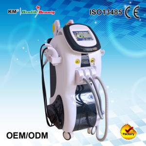 E-Light IPL RF ND YAG Laser Multifunction Machine pictures & photos