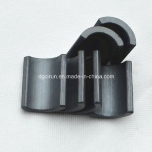 Motor Application Permanent Arc Ferrite Magnet pictures & photos