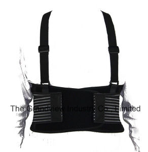 High Quality Back Support Waist Belt With Suspender (QH1008)