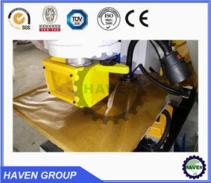 Q35Y Hydraulic Ironworker Cutting Tool Machine, Hydraulic Angle Iron Shear (Q35Y-35) pictures & photos