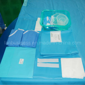 Ly Disposable Non-Woven Catheterization Kit pictures & photos