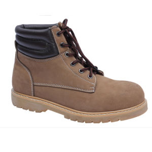 Best Quality Handmade Goodyear Safety Shoes for Workers No. 8101