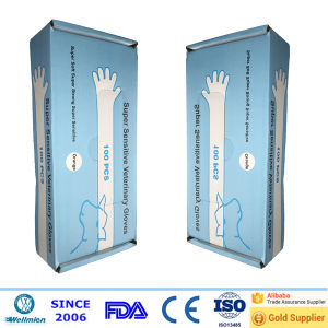 Long Arm Venterinary PE Gloves pictures & photos