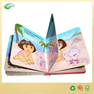 Luxury Children Board Book From China (CKT-BK- 533) pictures & photos