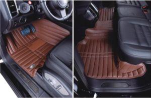 Car Mat Acm101b Leatherette XPE Carpet for Audi pictures & photos