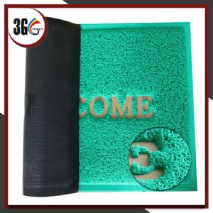 Diamond Backing PVC Coil Mat pictures & photos