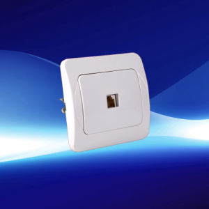 1 Gang European Telephone Socket pictures & photos