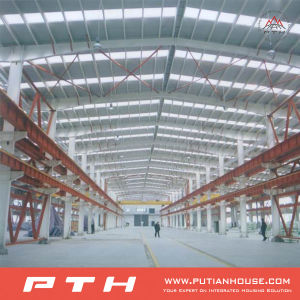 Prefabicated Low Cost Steel Structure for Workshop pictures & photos