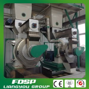 Highly Automatic 2tph Wood Pellet Making Line with Granulator for Fuel pictures & photos