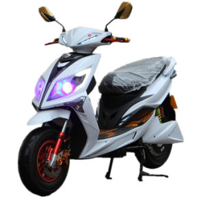 China Light Cheap Sport Adult Gas Scooter (SYEV-8) pictures & photos