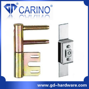 (HY860) Zinc Plated Screw Hinge Door Hinge pictures & photos