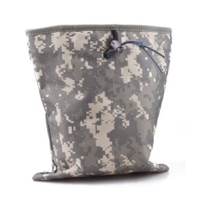 High Quality Simple Style Drawstring Bag Military Bag pictures & photos