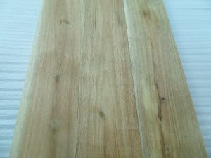 C&L Hot Selling Unfinished Small Leave Acacia Solid Wood Flooring pictures & photos