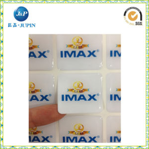 Promotion Transparent Clear PVC Epoxy Sticker (JP-s048) pictures & photos