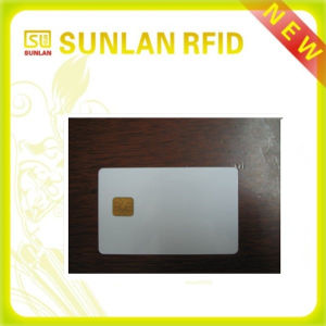 Cr80 Size PVC Plastic RFID Blank IC Card pictures & photos
