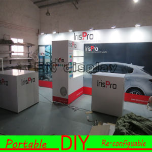 Aluminum Customized Portable Green Reconfiguration Modular Exhibition Booth Display Fair Stand pictures & photos