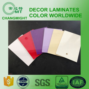 Plastic Laminated Sheet/HPL High Pressure Laminate pictures & photos