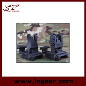Tactical Gear #71L Style Polymer Flip-up Front Sight Rear Sight Sets pictures & photos