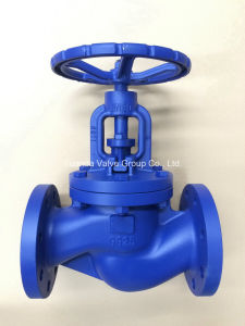 DIN 3356 EN GJL 250 pn16 gland packing globe valve pictures & photos
