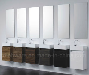 Corner MDF Bathroom Vanities Germany Style pictures & photos